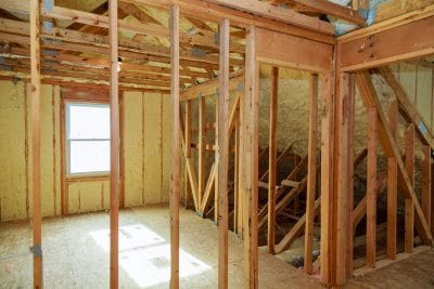 Spray Foam Insulation Attic Installation St. Louis