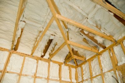 Spray Foam Insulation Attic Installation St. Louis, MO