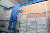 Spray Foam Insulation Commercial Contractors St. Louis, MO