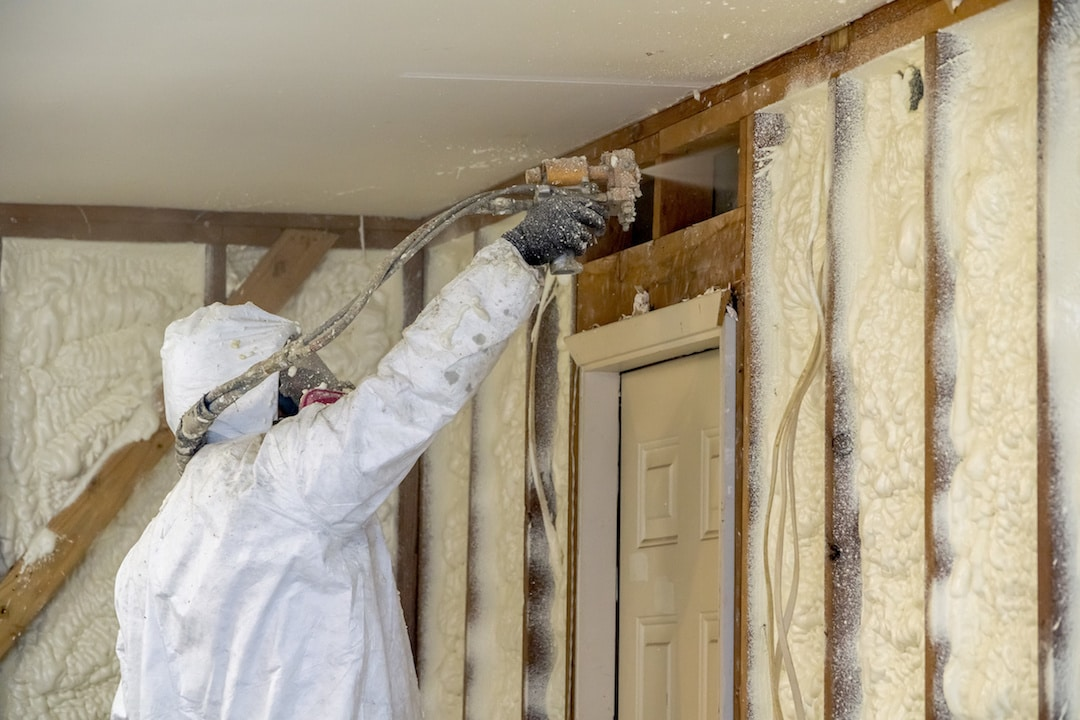 Spray Foam Insulation Contractor St. Louis, MO