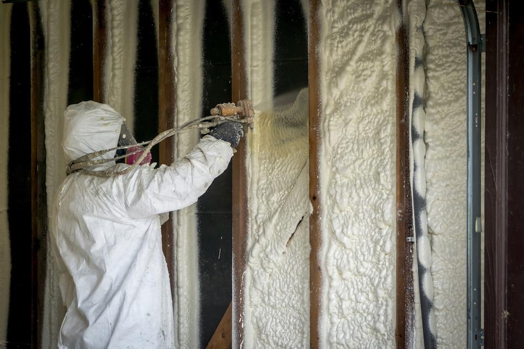 Spray Foam Insulation Contractors St. Louis Missouri