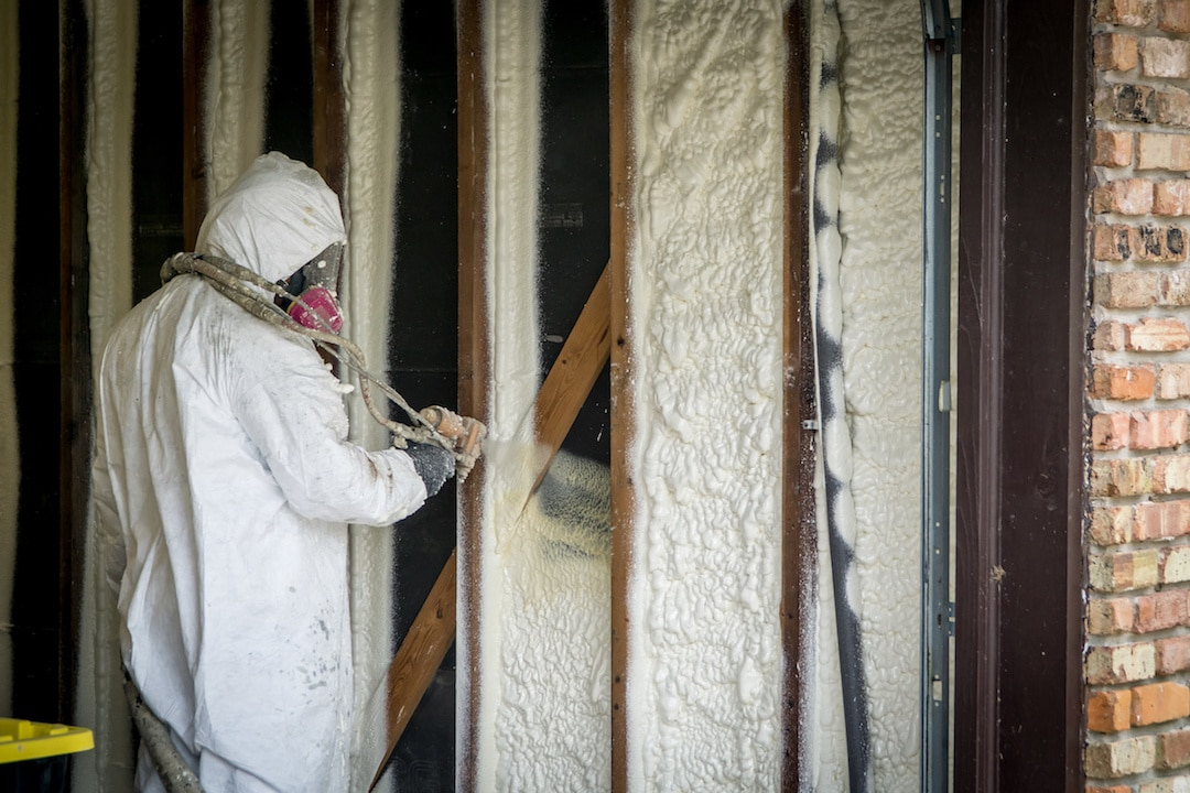 Spray Foam Insulation Contractors St. Louis MO