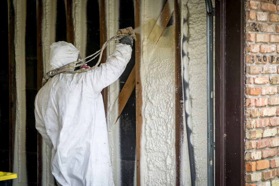 Spray Foam Insulation Contractors