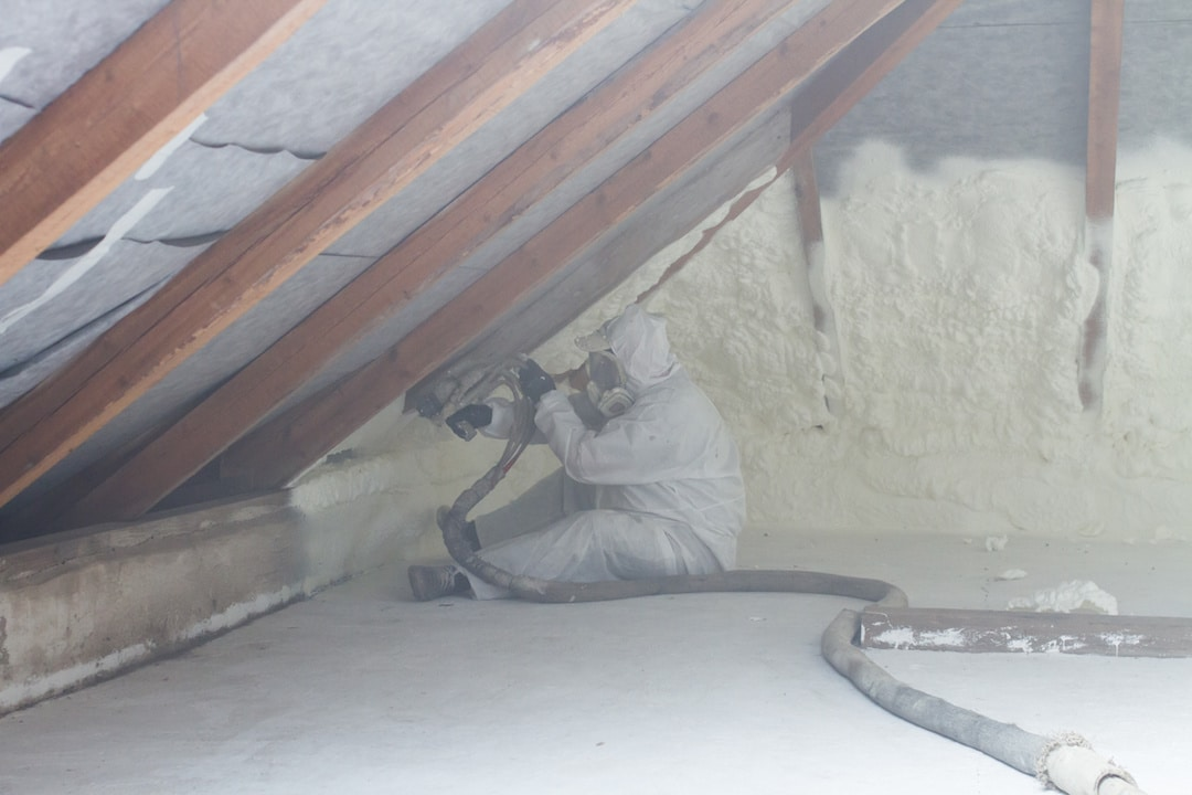 Spray Foam Insulation Install Contractors St Louis MO