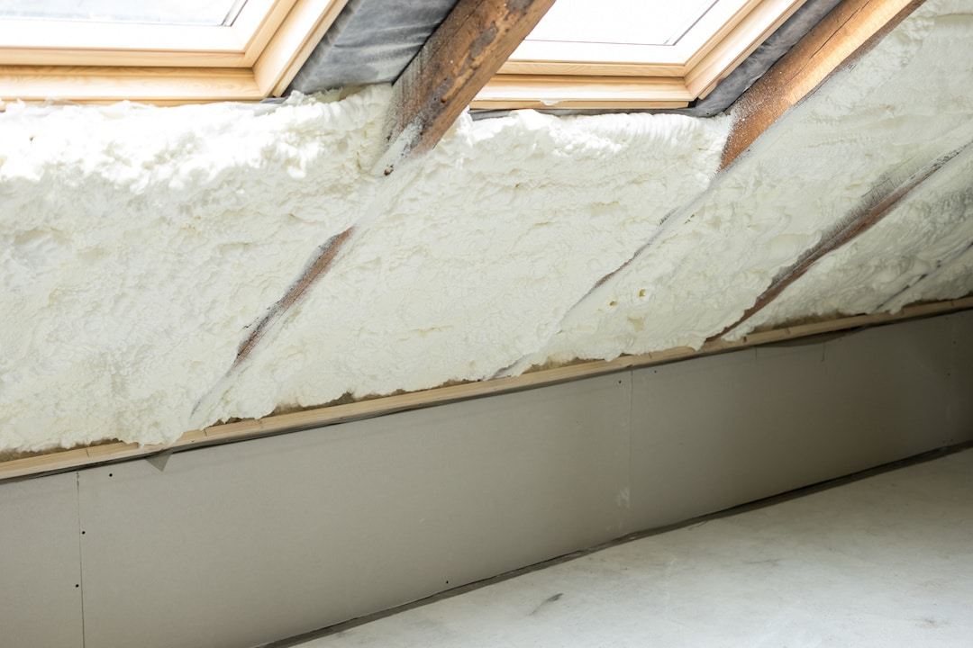 Spray Foam Insulation St  Louis | Residential and Commercial