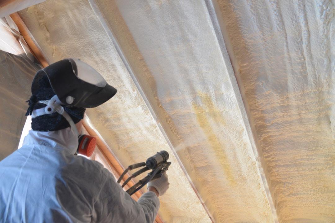 Spray Foam Insulation Installers St. Louis