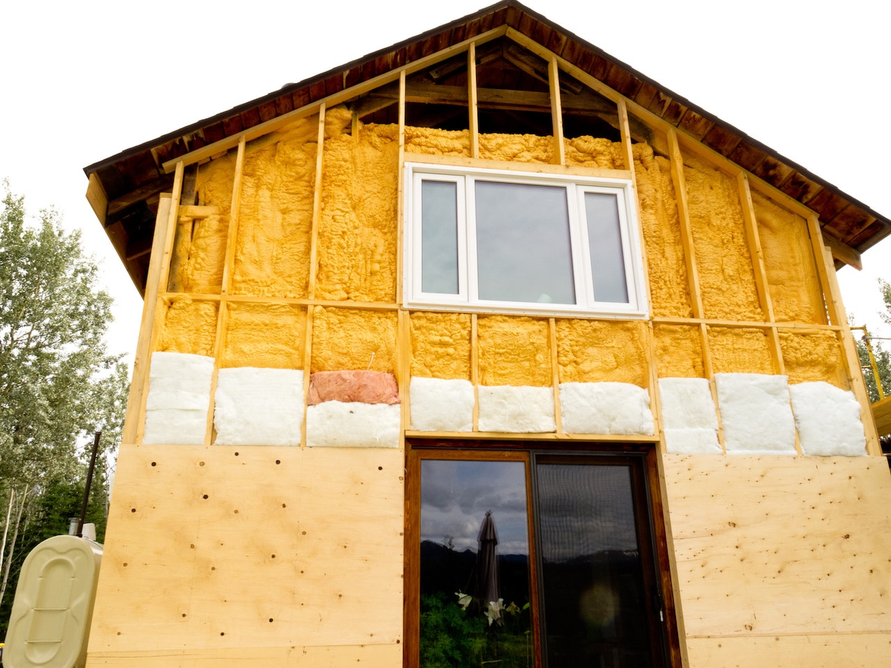 Spray Foam Insulation St. Louis Existing Home 05