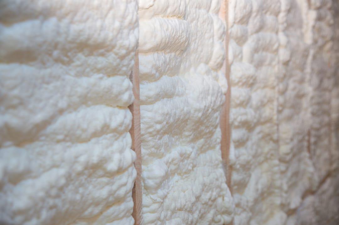 Spray Foam Insulation St. Louis MO Detail
