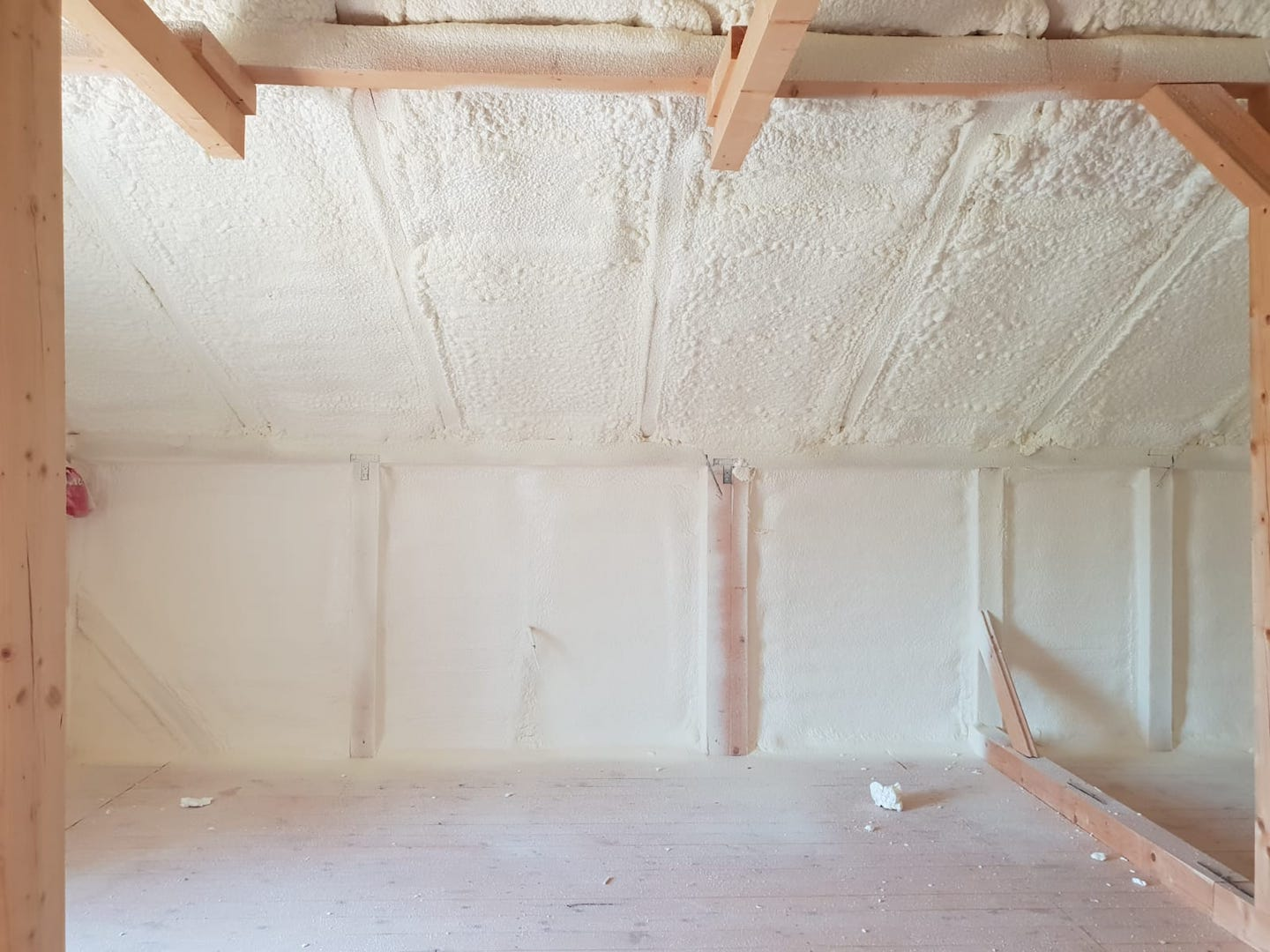 Residential Closed Cell Insulation St. Louis