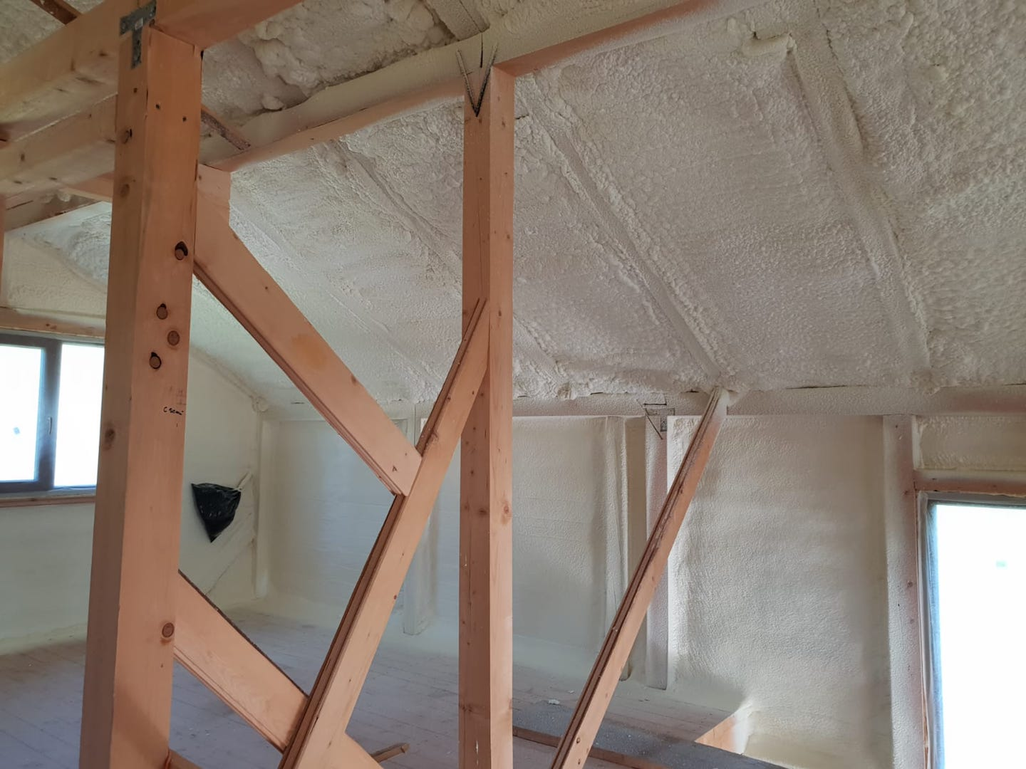 High Density Closed Cell Foam Insulation St Louis